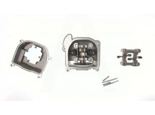 Головка цилиндра   4T GY6 80   (Ø47)   (в сборе, +крышка)   оригинал Taiwan   SEE