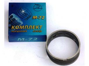 Кольца   МТ, К-750, УРАЛ   2р.   (Ø78,50) (М-72) (8 шт. комплект)   ЛЕБЕДИН