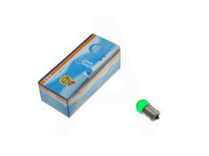 Лампа G18 (поворот, габарит)   12V 10W   (зеленая)   YWL