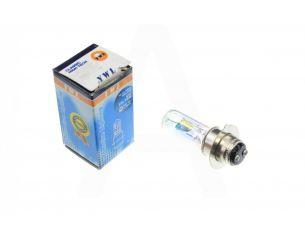 Лампа P15D-25-1 (1 ус)   12V 18W/18W   (хамелеон розовый)   YWL
