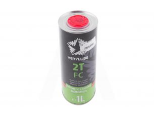 Масло   2T, 1л   (синтетика, 2T FC)   VERYLUBE   (#ХАДО)