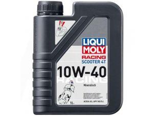 Масло   4T, 1л   (минеральное, 10W-40, SCOOTER)   LIQUI MOLY   #1618