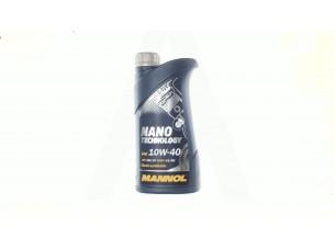 Масло   4T, 1л   (SAE 10W-40, полусинтетика, Nano Technology 10W-40 API SM/CF)   MANNOL