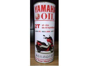 Масло   2T, 1л   (полусинтетика)   YAMAHA   (#VPK)