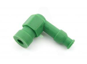 Насвечник (тюнинг)   90*, Г- образный   (зеленый)   NJK