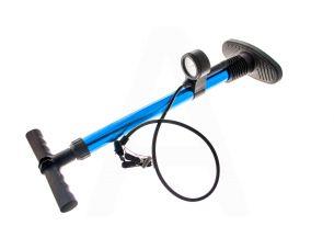 Насос ручной   (с манометром на 7кг/см2)   (синий)   OP