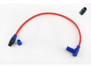 Бронепровод 550mm   (красный)   (+соединитель, насвечник Т- образный синий)   DM