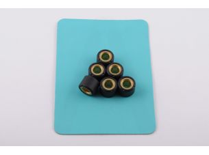 Ролики вариатора   Suzuki   16*12   7,5г   (черные)   RAINBOW