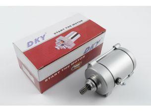 Электростартер   4T CG125/150   (9 шлицов)   DKY