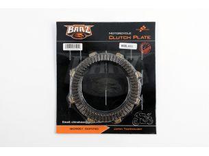 Диски сцепления   4T CB125/150   (4шт, блистер)   BAAZ
