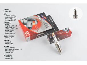 Свеча авто   ZFR5-11   M14*1,25 19,0mm   IRIDIUM   (под ключ 16) (длинный элетрод)   INT