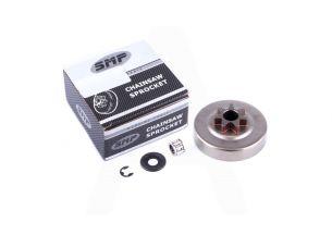 Тарелка сцепления б/п (звезда ведущая)   для St M 170/180   (+сепаратор, шайба, стопор)   SMP