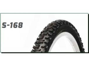 Велосипедная шина   12 * 1/2 * 2 1/4   (62-203)   (S-168  шиповка)   Delitire-Индонезия   (#LTK)
