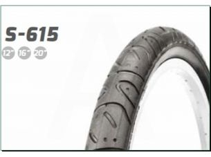 Велосипедная шина   12 * 1/2 * 2 1/4   (62-203)   (S-615/S-173 усиленная)   Delitire-Индонезия   (#LTK)