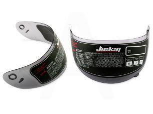 Стекло (визор) шлема-интеграла   (тонированное)   JEIKAI