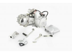 Двигатель   Delta 125cc   (МКПП 157FMH, алюминиевый цилиндр)   (Слоник)   TZH