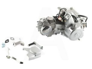 Двигатель   Delta 125cc   (АКПП 157FMH, +стартер)   TZH