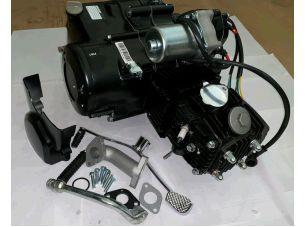 Двигатель   Delta, Activ 110cc   (АКПП, 152FMH-H) (черный, полный комплект)   TZH