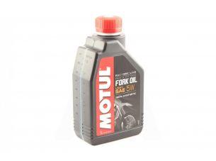Масло вилочное, 1л   (синтетика, 5W, Light, Factory Line)   MOTUL   (#105924)