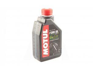 Масло вилочное, 1л   (полусинтетика, 5W, Expert, Light)   MOTUL   (#105929)