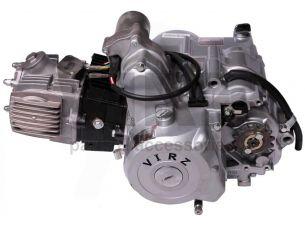 Двигатель Delta, Activ 110cc (AКПП 152FMH) (полный комплект, + електростартер) TZH