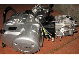 Двигатель   Delta 125cc   (АКПП 152FMH-B2)   TZH