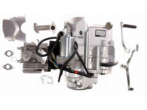 Двигатель   Delta 125cc   (МКПП, чугунный цилиндр 157FMH)   TZH