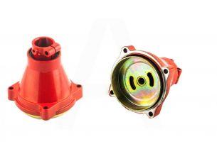 Корпус вариатора мотокосы   7T   (Ø26)   (красный)   STARS