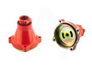 Корпус вариатора мотокосы   9T   (Ø26)   (красный)   STARS