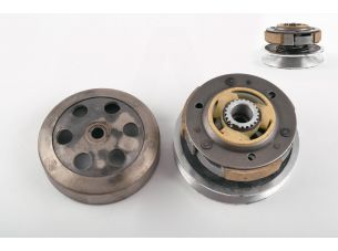 Вариатор задний   Honda DIO AF35/48/51/56   (алюминий)   KOK