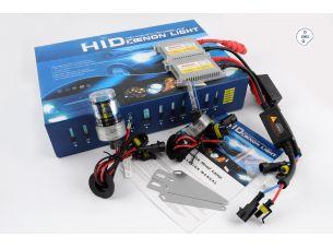 Ксенон (авто) H1 AC 6000K 35W slim (арт:10)