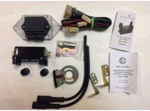 Зажигание микропроцессорное бесконтактное (+катушка 3705М, +провода)   ИЖ ЮПИТЕР 6V/12V   СОВЕК   (#SVK)