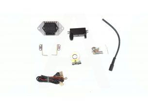 Зажигание микропроцессорное бесконтактное (+катушка 3705М, +провода)   ИЖ ПЛАНЕТА 6V/12V   СОВЕК   (#SVK)