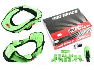 Защита шеи   (зеленая)   RED-DRAGON