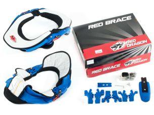 Защита шеи   (синяя)   RED-DRAGON