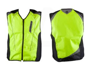 Защита жилет   (size:L, свето отражающий, mod:JK)   SCOYCO