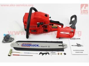 """Бензопила GoodLuck GL4500 52cc (4,5кВт. шина 18"""")"""