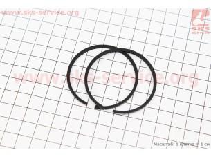 Кольца поршневые к-кт 2шт 50мм ТАЙГА, ПОЛЬША
