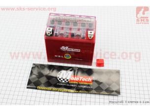 Аккумулятор 5Аh UTX5L-BS (гелевый) 112/70/105мм 2019