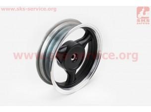 D08 Диск литой задний (бараб. торм. для 150сс)  MT3,5x13, черный