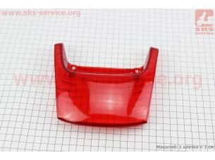 """Honda DIO AF-34/35 """"стекло""""- стопа, красный"""