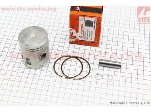 Поршень, кольца, палец к-кт Yamaha AXIS-90 50мм +0,50 (палец 12мм), CMR (Тайвань)