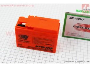 "Аккумулятор ""таблетка-Honda"" YTR4A-BS 115/50/85мм, 2019"