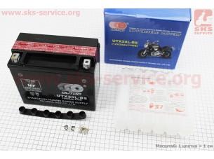 Аккумулятор 20Аh UTX20L-BS кислотный (L175*W85*H155mm), 2020