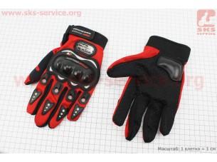 Перчатки XL-красные