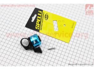 Звонок механический, синий SBL-426