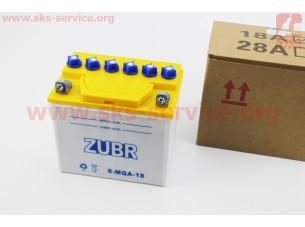 Аккумулятор 12V/18Аh 6-MQA-18 (кислотный, сухой) 175/125/185мм