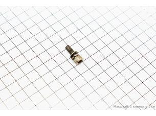 Болт M5x15 с шайбами, (с разборки)