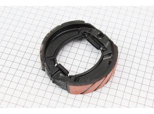 Тормозные колодки передние (пружины прямые) к-кт