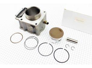 CB250-OHC Цилиндр к-кт (цпг) 250cc - 69мм - водяное охлаждение (палец 15мм)